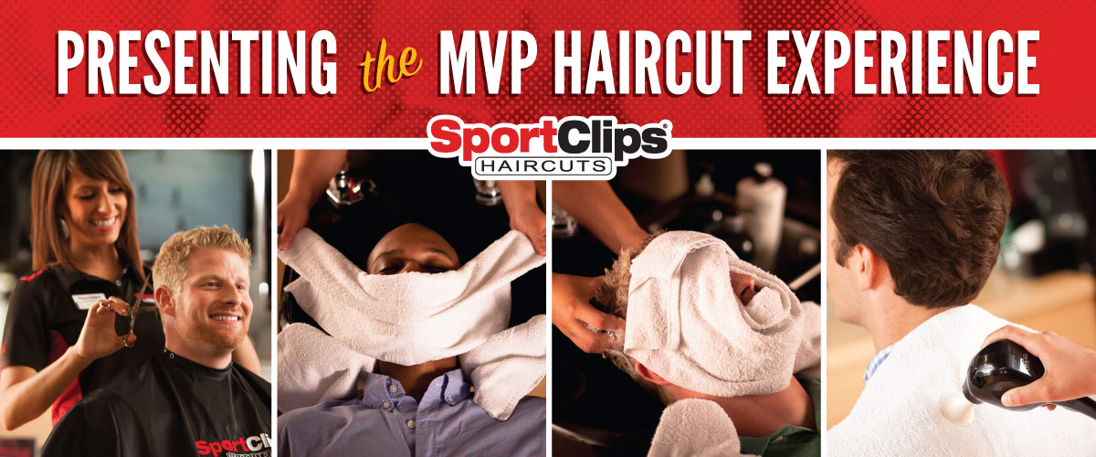 The Sport Clips Haircuts of Arnold  MVP Haircut Experience